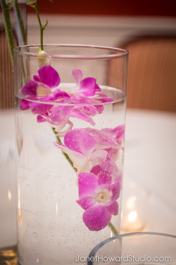 Radiant Orchid florals by Stylish Stems
