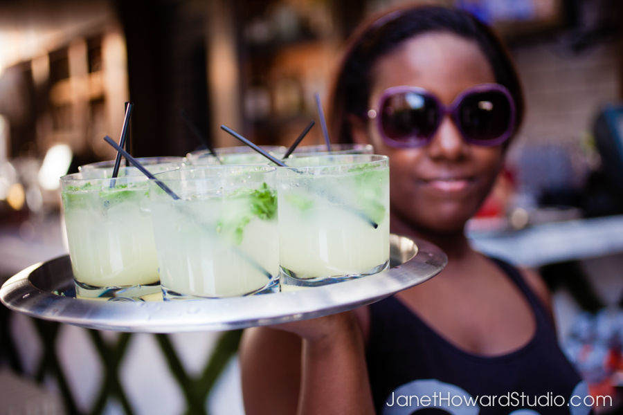 Party Food & Drinks at Renaissance Midtown