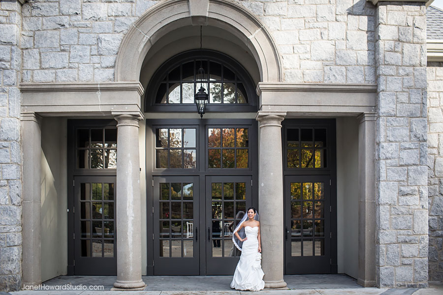 Bride at Greystone at Piedmont Park