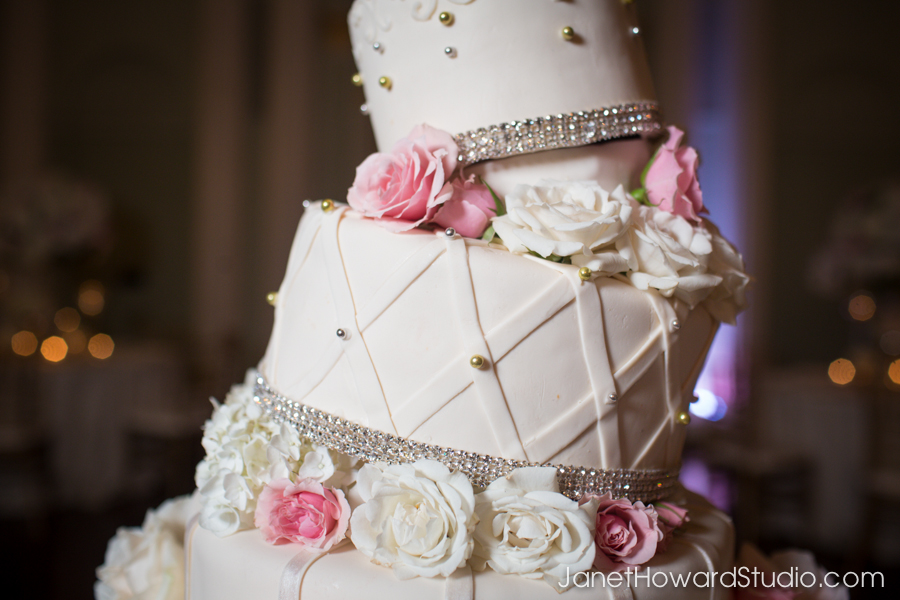 Cake by Unforgettable Wedding Cakes