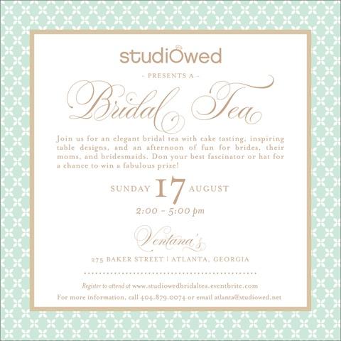 BridalTea2014