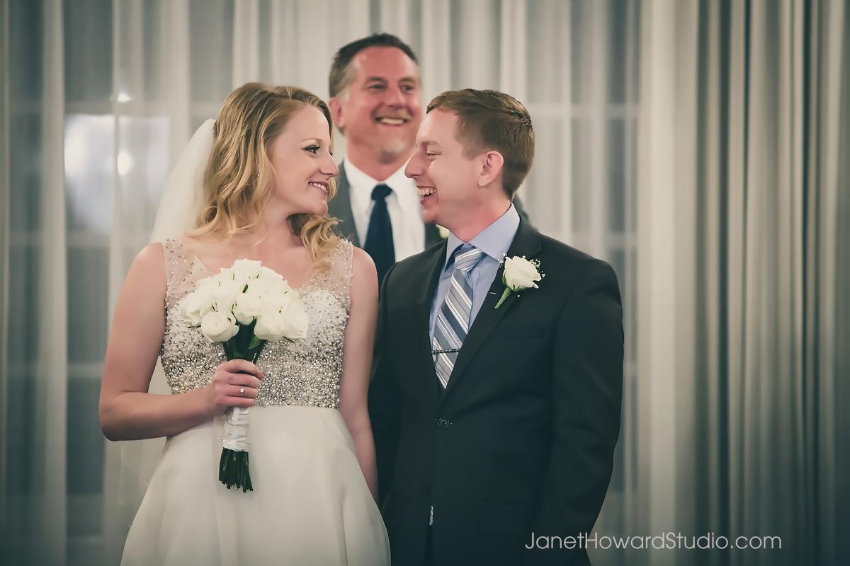 Wedding ceremony at Graduate Athens