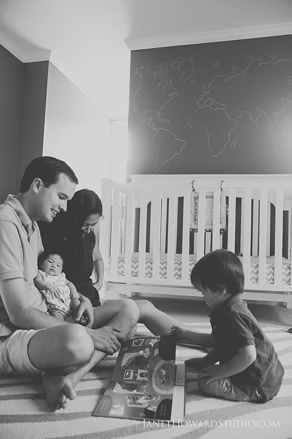 newborn portraits Atlanta