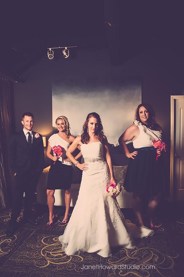 Wedding at Le Bam, Atlanta