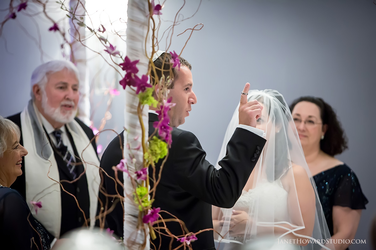 Hakafah Jewish wedding tradition