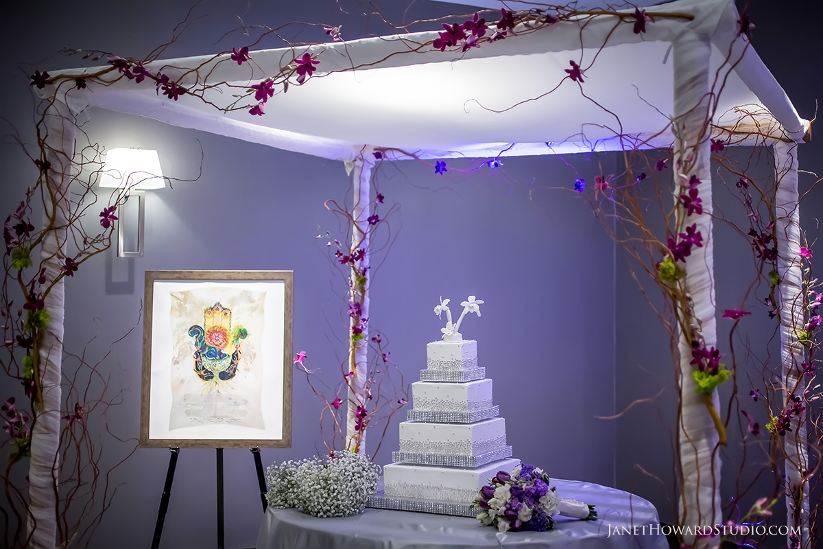 Wedding cake by Mark Lotti