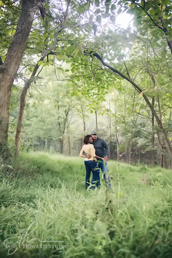 McDaniel Farm Park Engagement Photos
