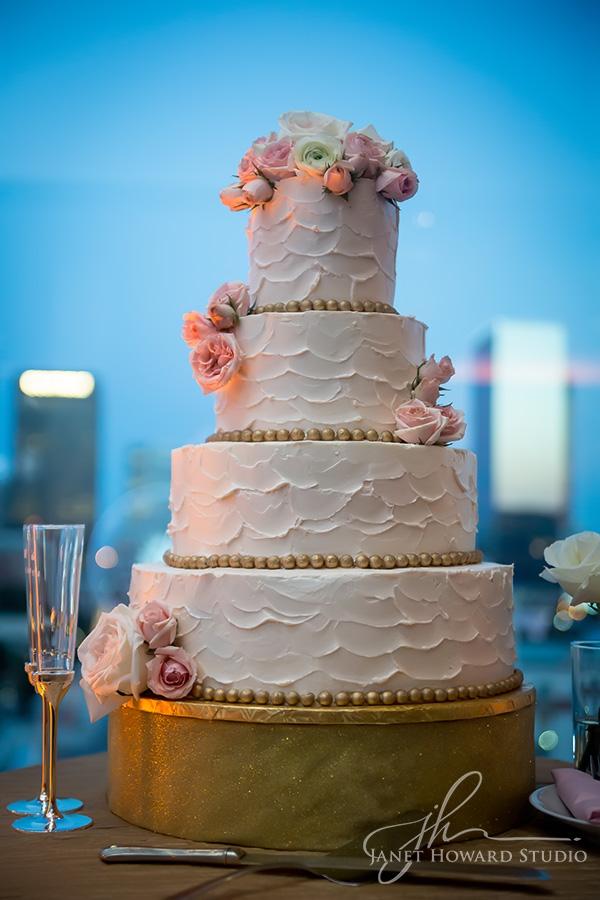 Wedding Cake by Cake Hag