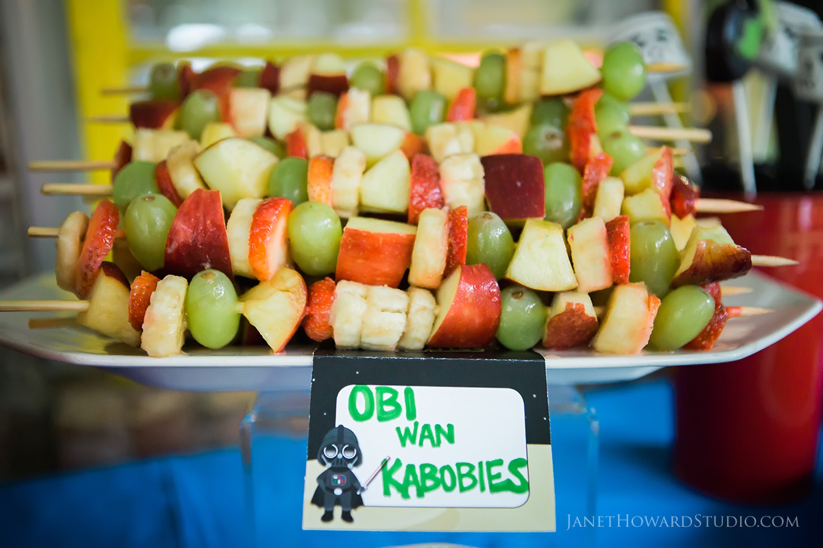 Star Wars Obi Wan Kabobies