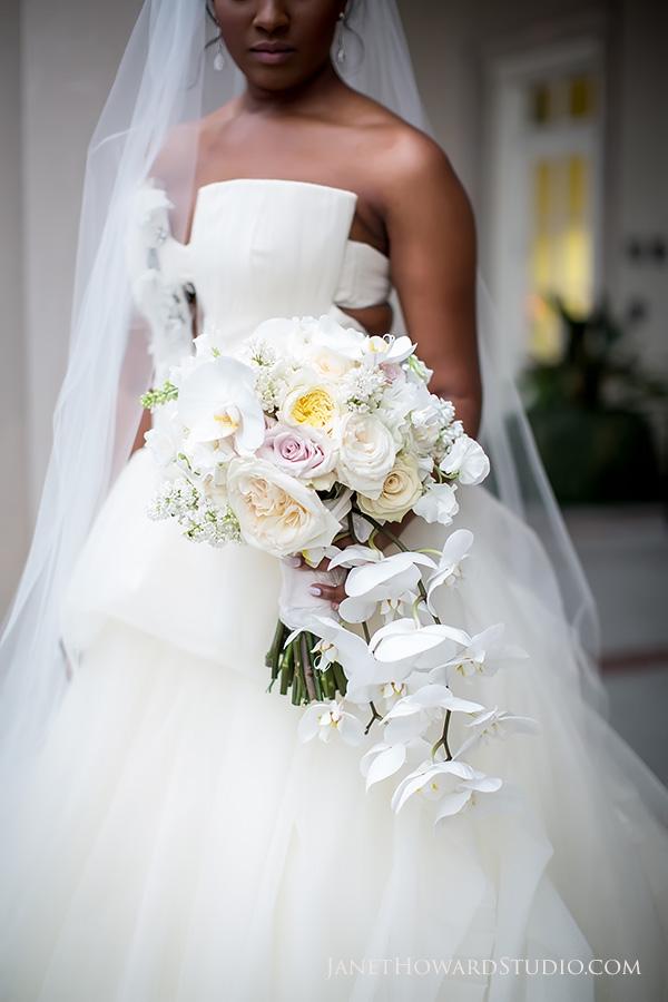 Bride + Groom at Biltmore Ballrooms Atlanta