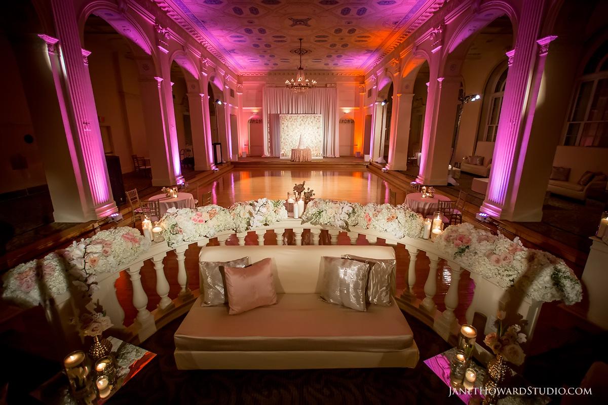 Wedding Reception at Biltmore Ballrooms Atlanta