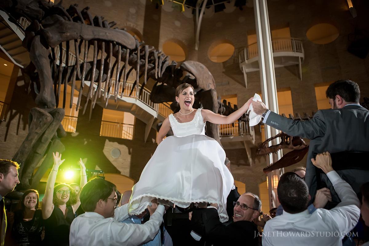 The Hora | Fernbank Museum Wedding Reception