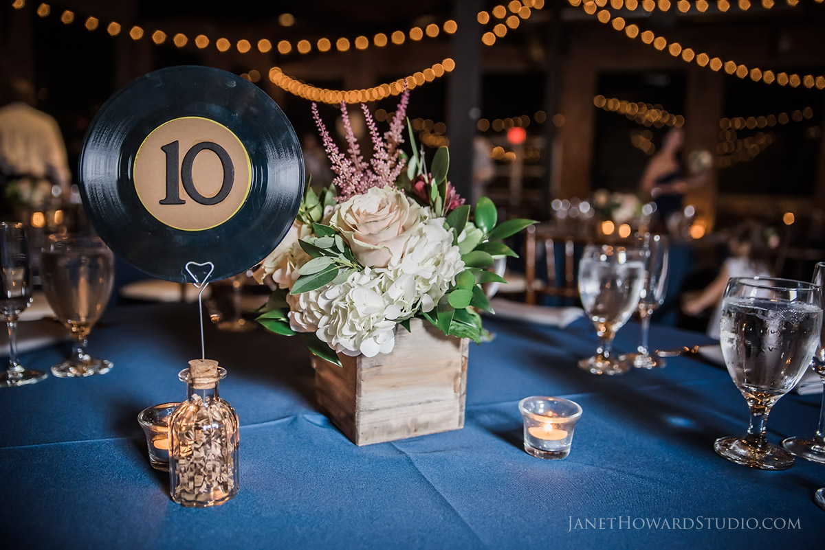 record table numbers