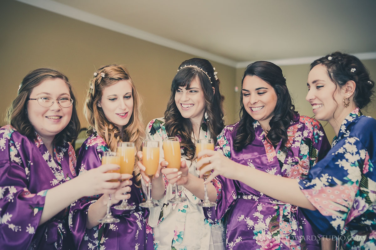 Be a great bridesmaid