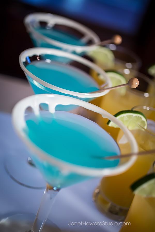Wedding signature drinks
