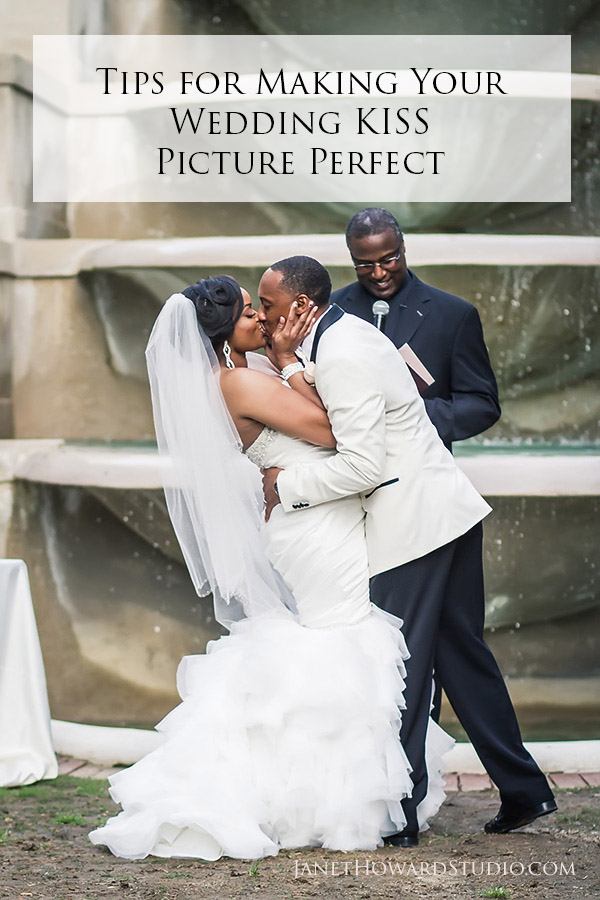 Tips for a picture perfect wedding kiss atlanta wedding tips for a perfect wedding kiss junglespirit Image collections
