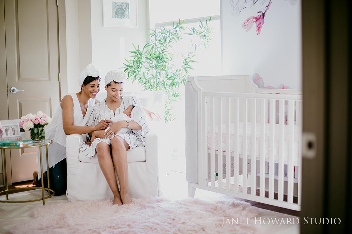 Atlanta lifestyle family photos