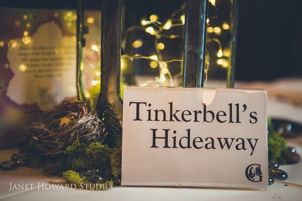 personalized wedding table names