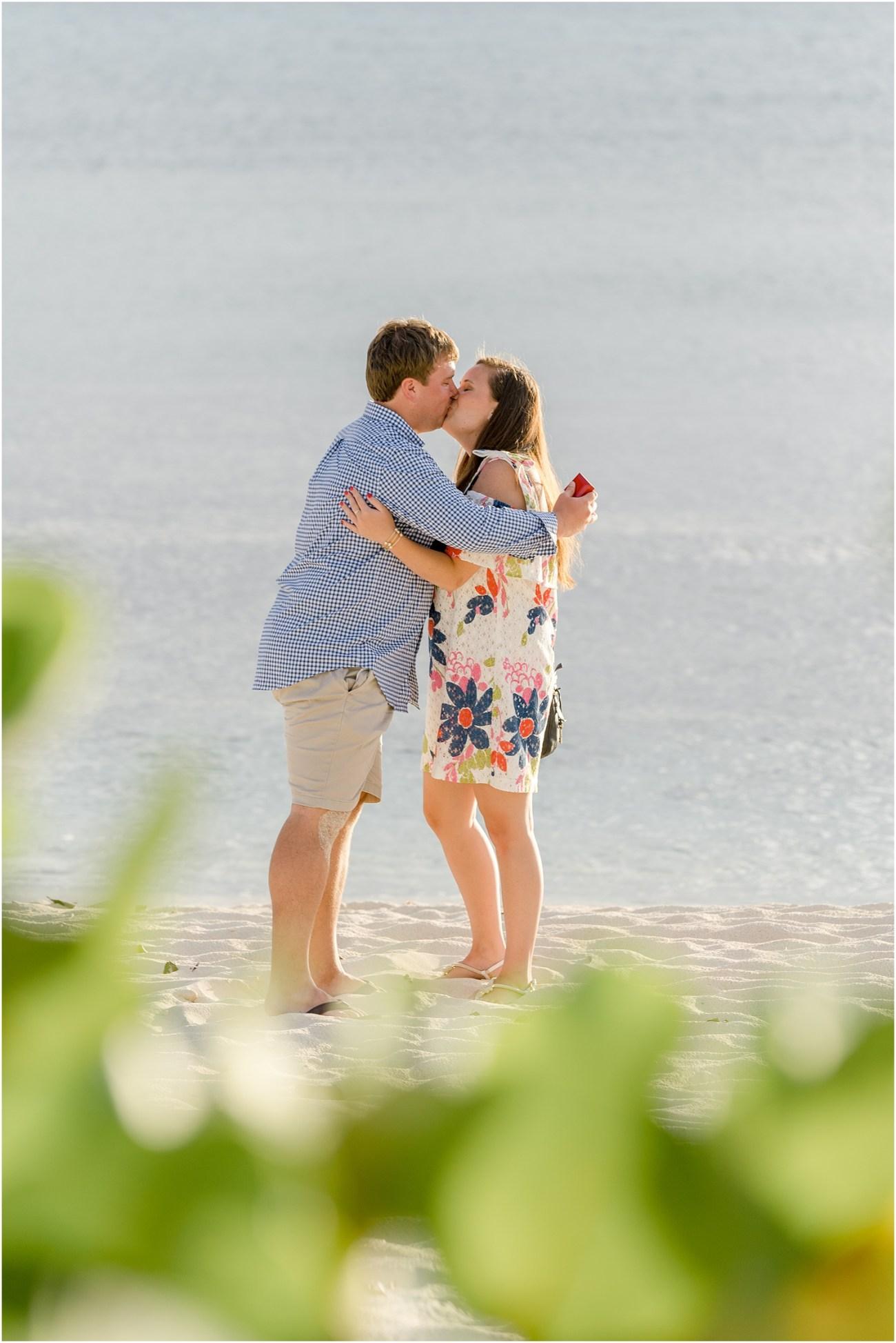 surprise proposal grand cayman
