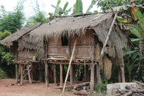 Traditional village home