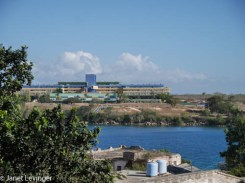 Cienfuegos -- Soviet era hotel