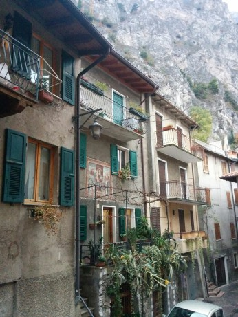 From my window in Limone