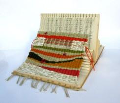 book-weaving