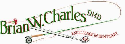 B. W. Charles logo