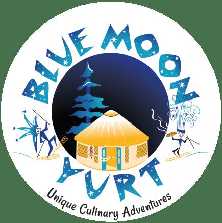 Blue Moon Yurt Logo McCall, ID