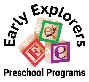 Logo for science related Preschool Programs.