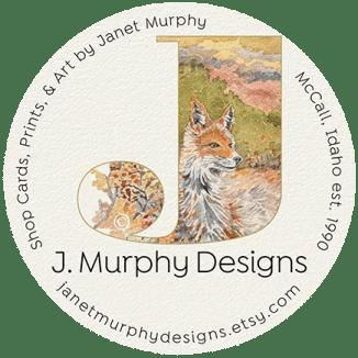 Shop link for JanetMurphyDesigns.etsy.com