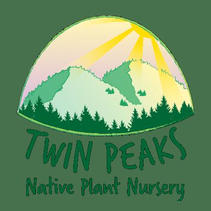 Twin Peaks Native Plant Nursery Logo