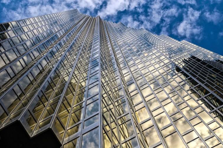 architecture, RBC towers, Toronto,