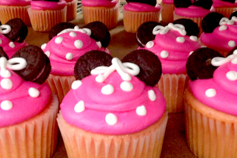 Disney Cupcakes