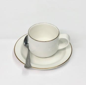 Tea/Coffee Cup & Saucer
