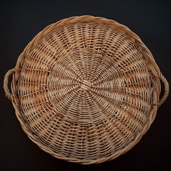 """Brie Basket Tray 18"""" / 14"""""""