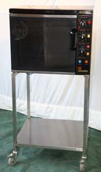 Electric Turbo/Convection Oven 462w x 412d x 370h