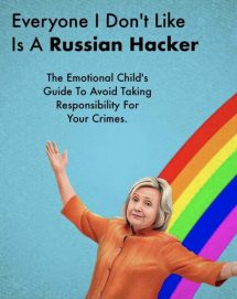 The Real Reason Establishment Frauds Obsess About Russia