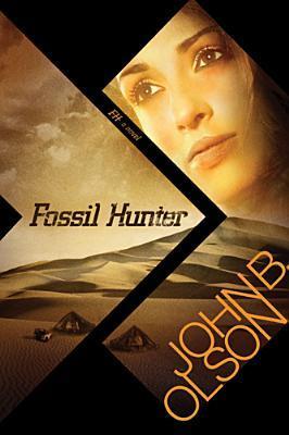 Fossil Hunter, by John B. Olson