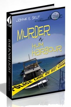 Murder in Hum Harbour book cover