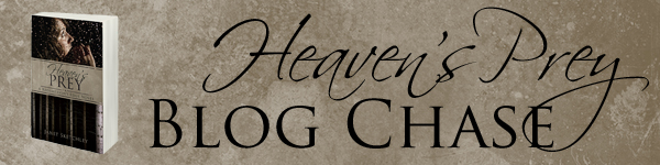 Heaven's Prey Blog Chase graphic