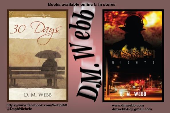 D.M. Webb's books