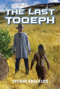 The Last Toqeph, by Yvonne Anderson
