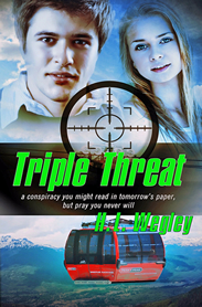 Triple Threat, by HL Wegley