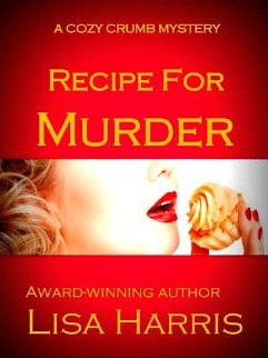 Recipe for Murder, by Lisa Harris