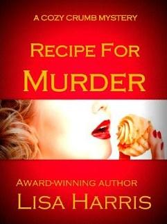 Recipe for Murder, by Lisa Harris