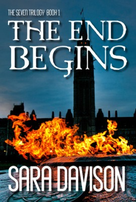 The End Begins, by Sara Davison