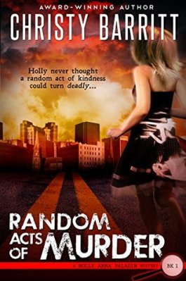 Random Acts of Murder, by Christy Barritt