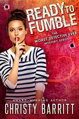 Ready to Fumble, by Christy Barritt