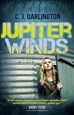 Jupiter Winds, by C.J. Darlington   science fiction, Christian fiction